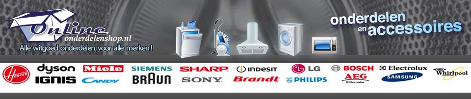 ✅ witgoed onderdelen accessoires tips info en support
