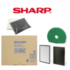 sharp luchtreiniger filters