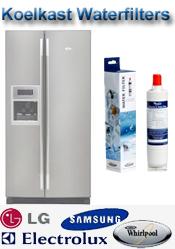 Waterfilter koelkast vervangen